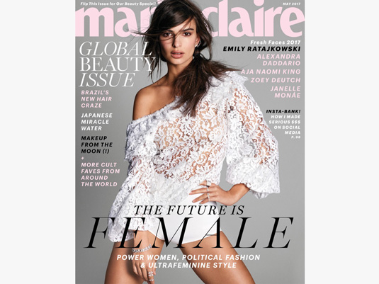 Marie Claire Magazine May 2017