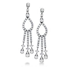 Aerial Elegance Chandelier Earrings