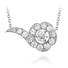 Lorelei Diamond Necklace