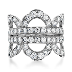 Lorelei Diamond Right Hand Ring