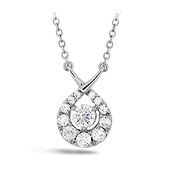 Optima Diamond Pendant