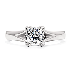 Seduction Solitaire Engagement Ring