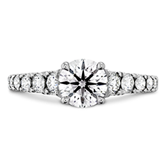 Transcend Premier Diamond Engagement Ring