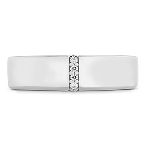 Coupled Simplicity Diamond Band 6mm
