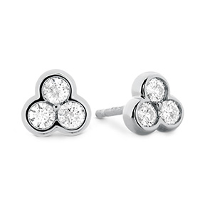 Effervescence Diamond Stud Earrings