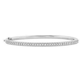 HOF Classic Prong Set Bangle - 170