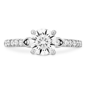 Cali Chic Petal Engagement Ring