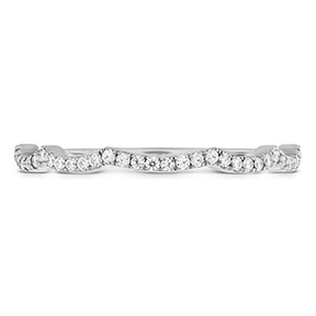 Destiny Lace Diamond Band