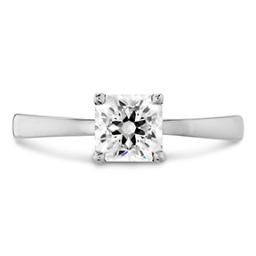Dream Signature Solitaire Engagement Ring