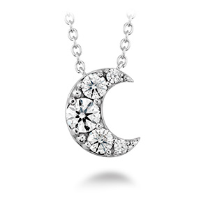 Fulfillment Half Moon Pendant